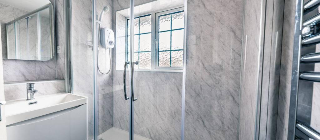 AHM new shower build 26