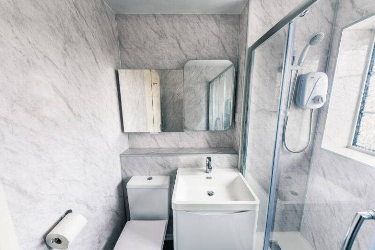 AHM shoot for new bathroom build